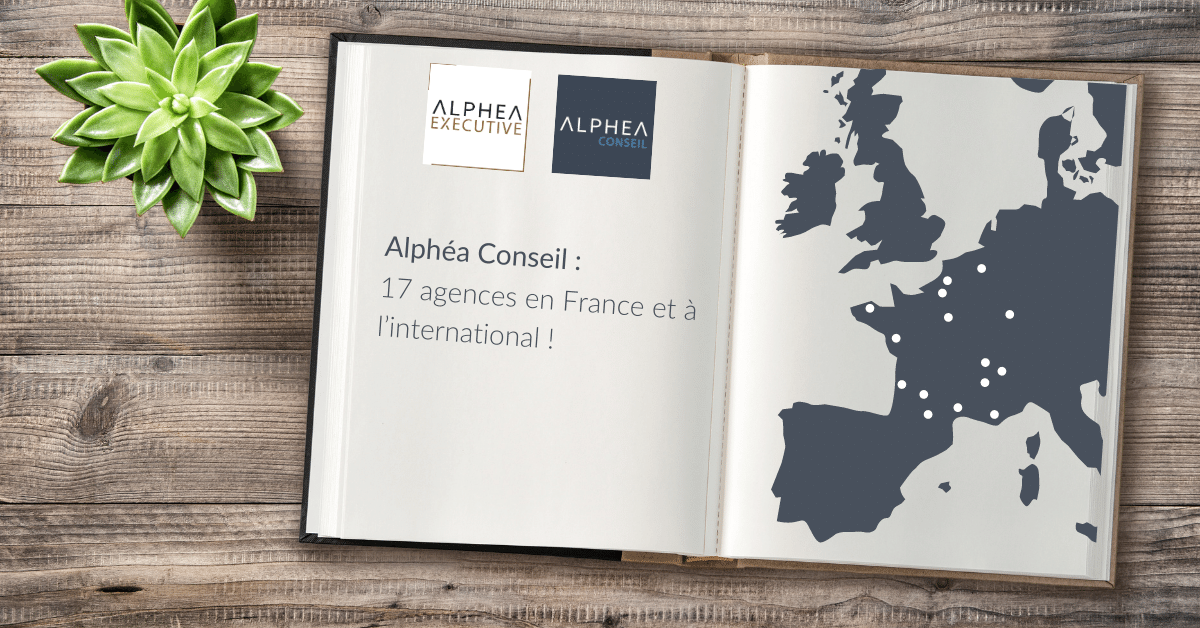 Alphéa Conseil : 17 agences en France et à l'international !
